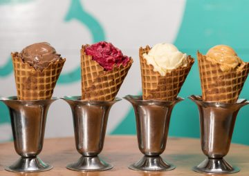 fat cat creamery cones