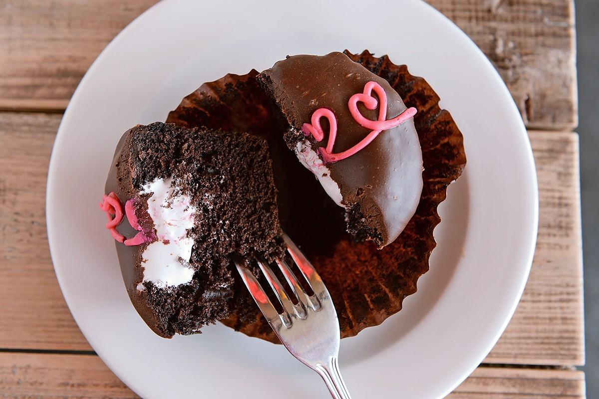 Ooh La La Hostess Cupcake