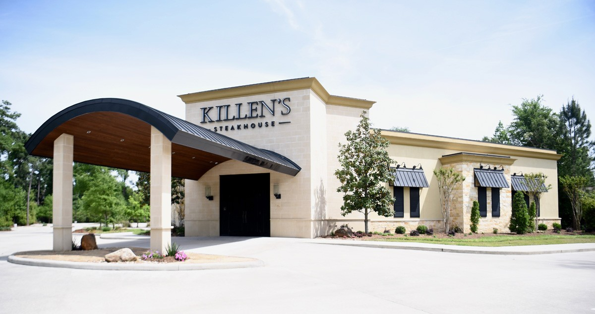 Killen's Steakhouse in The Woodlands