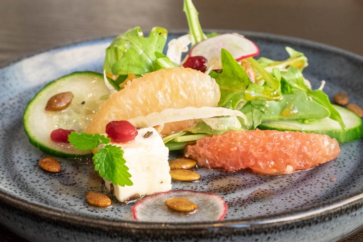 Arugula & Citrus Salad at Safina