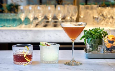 Cocktails at the new Adair Downtown