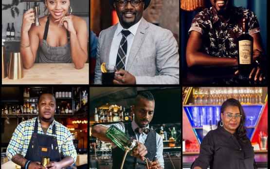 bartenders for Forgotten Legacy dinner