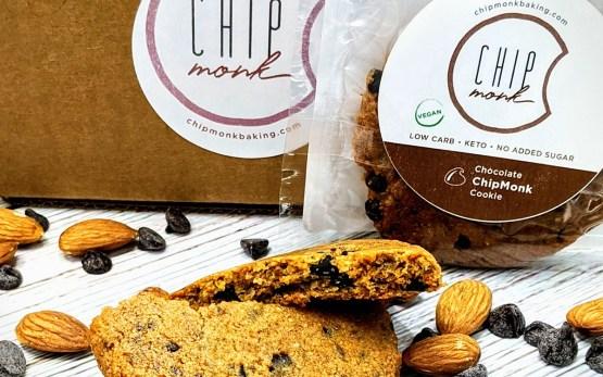 ChipMonk Chocolate Chip Low Carb Keto Gluten Free Cookie