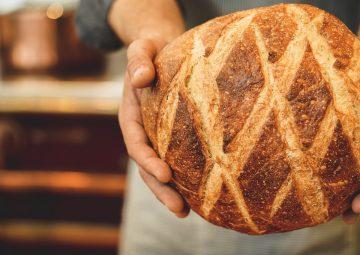 Fresh Country Sourdough by Bread Man Bakery