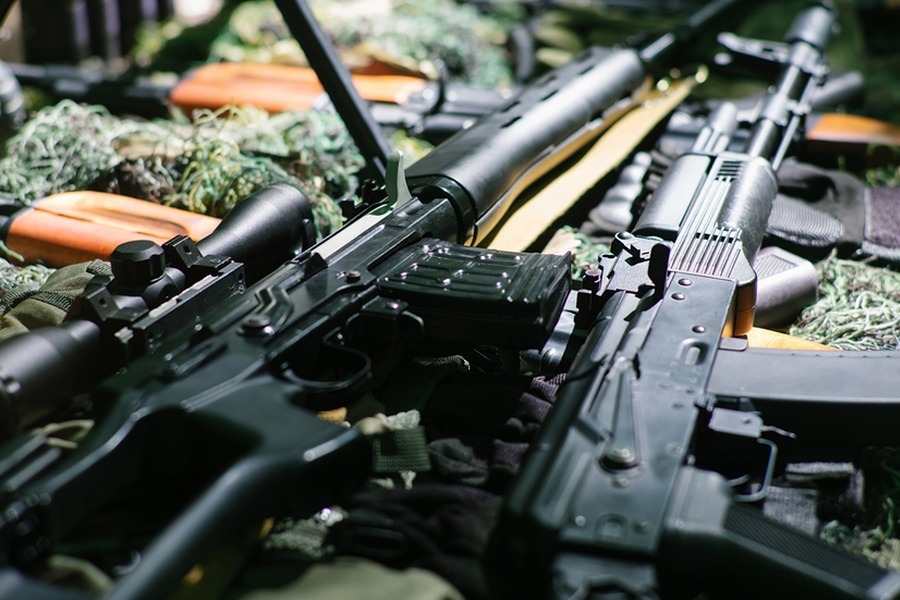 Houston Federal Firearms and Weapons Lawyer