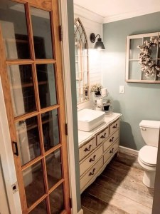 Read more about the article How Many Tears go into a Farmhouse Bathroom Remodel?