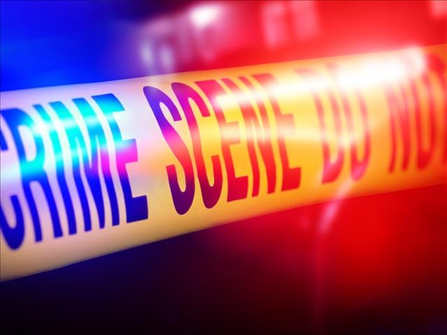 picture of crime scene