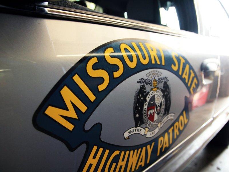 State Patrol vehicle