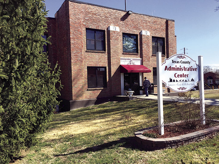 Picture of Texas County Administrative Center