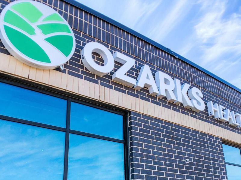 Ozarks Healthcare in West Plains.