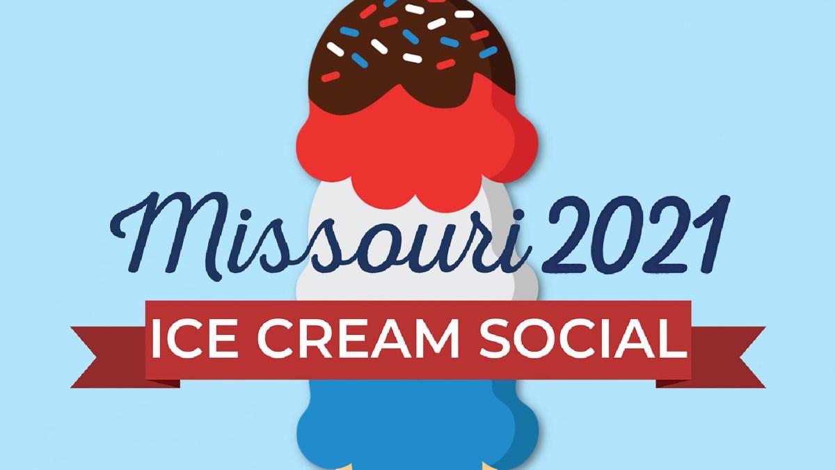 MIssouri 2021 ice cream social