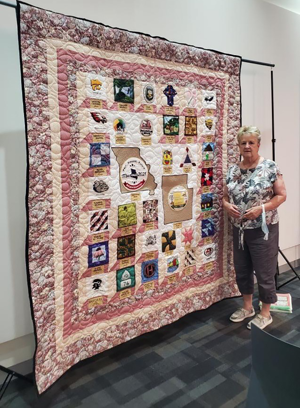 County Quilt