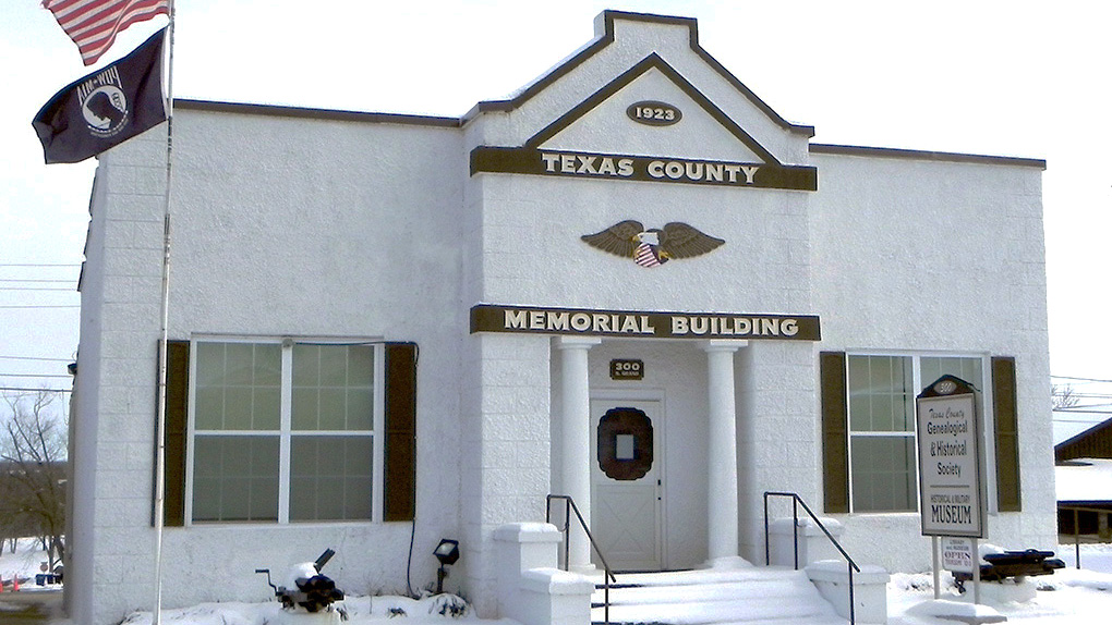 Texas County Memorial Building