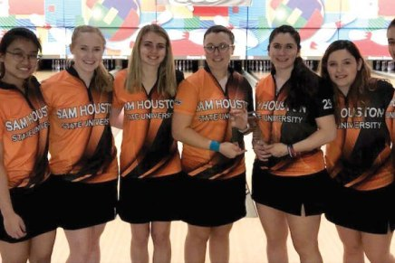 Bearkat Bowling Strikes Back: Top 5 Finish in Arlington