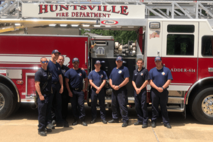 Fire Department Volunteers Complete Rigorous Training