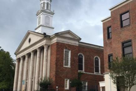 First Baptist Church Celebrates 175 Years After Fire