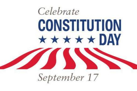 To Form a More Perfect Union Between Constitution Day and Citizenship Day