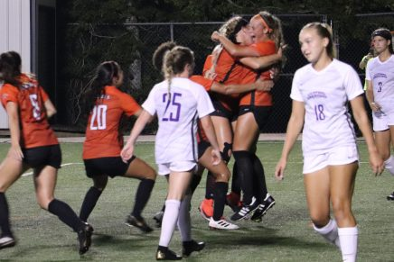Soccer Opens Conference with Stunning Upset of UCA Bears