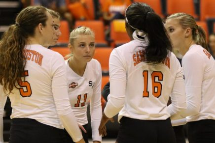 SHSU Volleyball: An Inside Look
