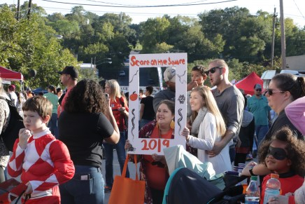 Scare on the Square Offers Frights, Delights