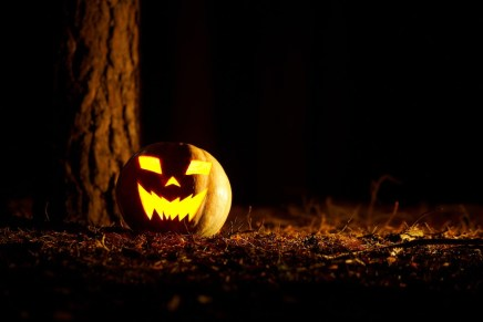 Trick-or-Treat Yourself to Stay-at-Home Festivities