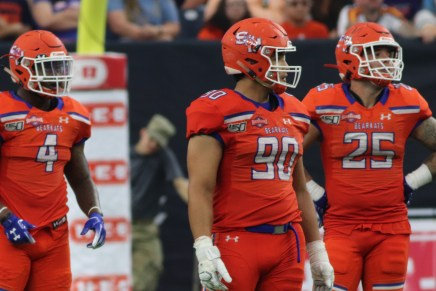 Trace Mascorro Headlines Dozen Bearkats Named to All-Southland Teams
