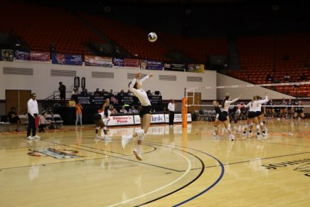 Ready Whenever: Mindset of SHSU Volleyball