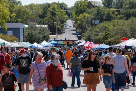 Photo Gallery: Fair on the Square