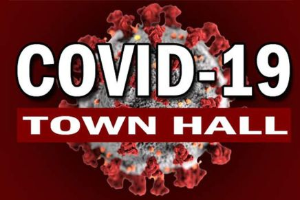 SHSU Holds Virtual Town Hall Meeting to Address COVID-19 Concerns