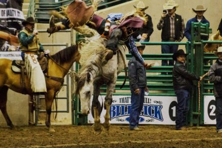 Sam Houston Rodeo Team Continues Hot Season