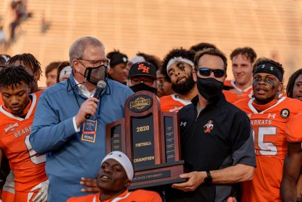 Bearkats clinch Southland with win over Cowboys