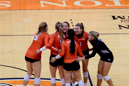 Volleyball looking to make deep run in conference tournament