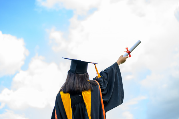 Graduating college: A letter to the graduate