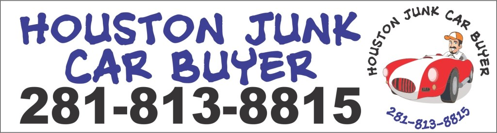 houston junk car buyer logo