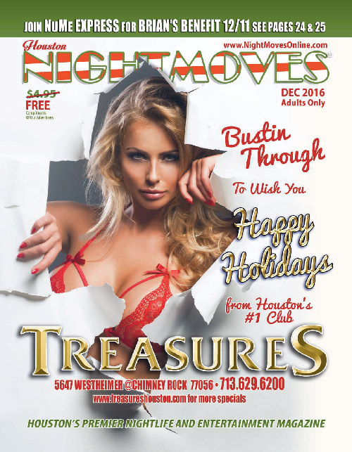Check out the December issue of Houston Nightmoves