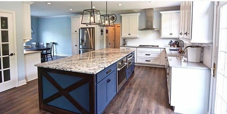kitchen remodeling projects electric grinder recent home modern remodel in houston