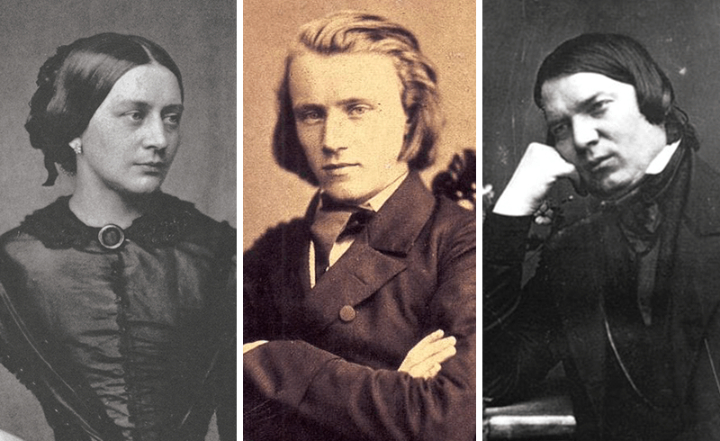 Musical Love Triangle: Brahms & the Schumanns - Houston Symphony