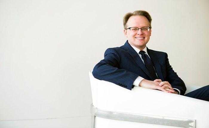 John Mangum, Houston Symphony CEO, Executive Director