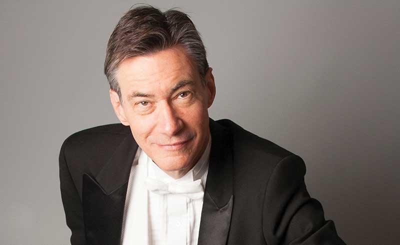 Houston Symphony musician Wayne Brooks, principal viola.