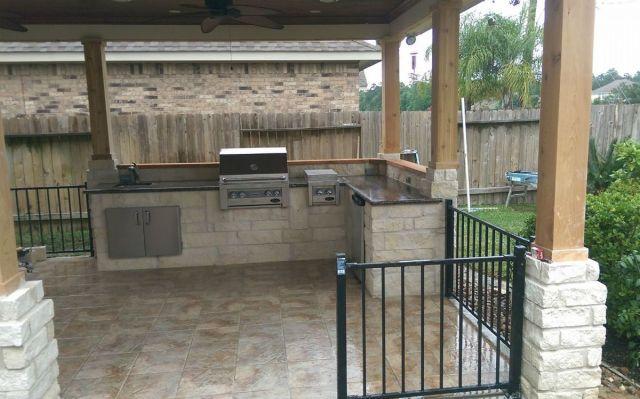 outdoor kitchen designs | houston's best outdoor kitchens