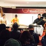Wonder Live Event(東京駅八重洲地下街特設ステージ)