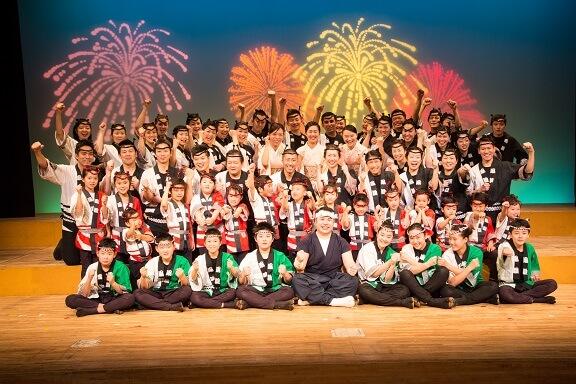 鳳雛太鼓教室第五回発表会