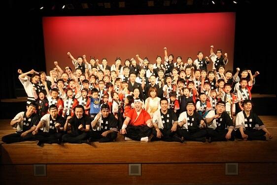 鳳雛太鼓教室第三回発表会