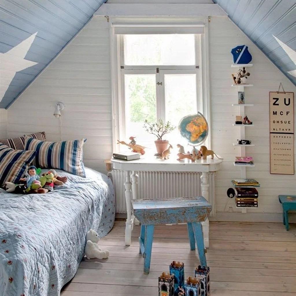16 Children S Attic Bedroom Ideas In 2021 Houszed Loft Kids