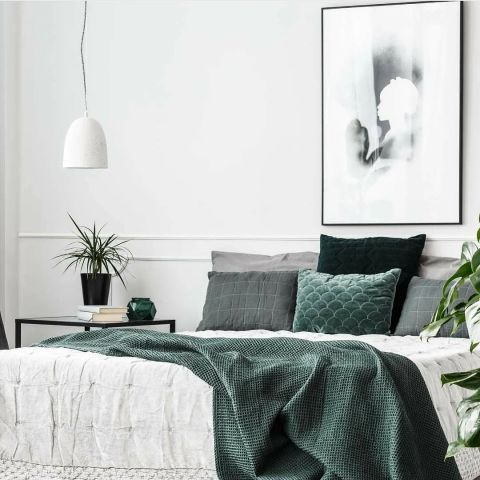 We asked nutritionists to share the best greens powders to fill in diet gaps. 21 Green And Grey Bedroom Ideas That Work In 2021 Houszed