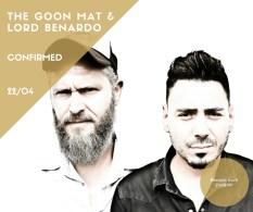CONFIRMATION HOUTAIN ROCK - THE GOON MAT & LORD BENARDO