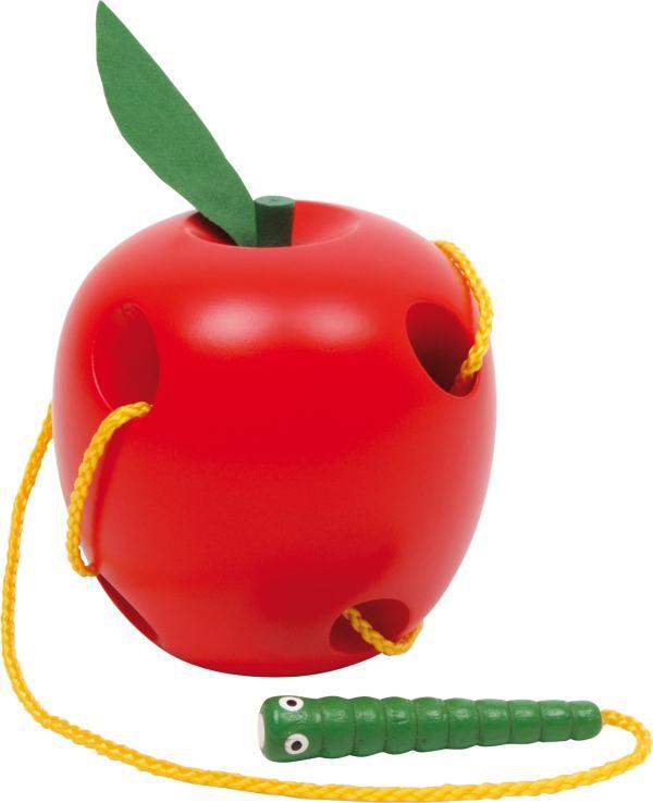 Houten speelgoed appel