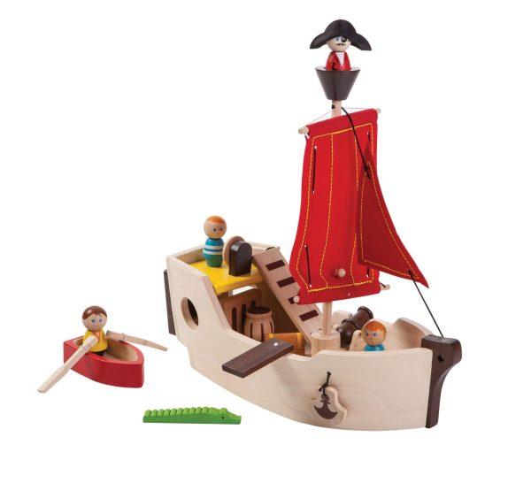 Piraten schip