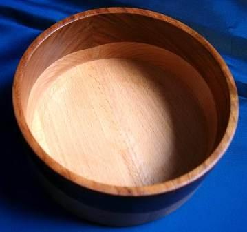 Beuken met Mutenye, ± 12 cm hoog
