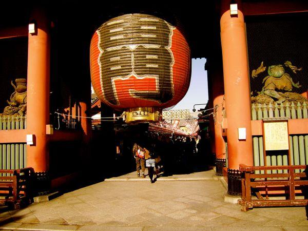 Viaje a Japon: Tokio, barrio de Asakusa